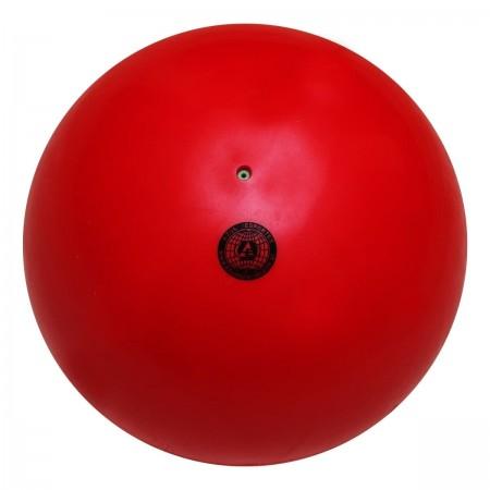 Bola Ginástica Rítmica 400g - Lisa Vermelha - Azul Esportes