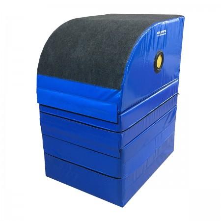 Mesa Salto em Espuma 125 x 100 X 75 cm - Azul Esportes