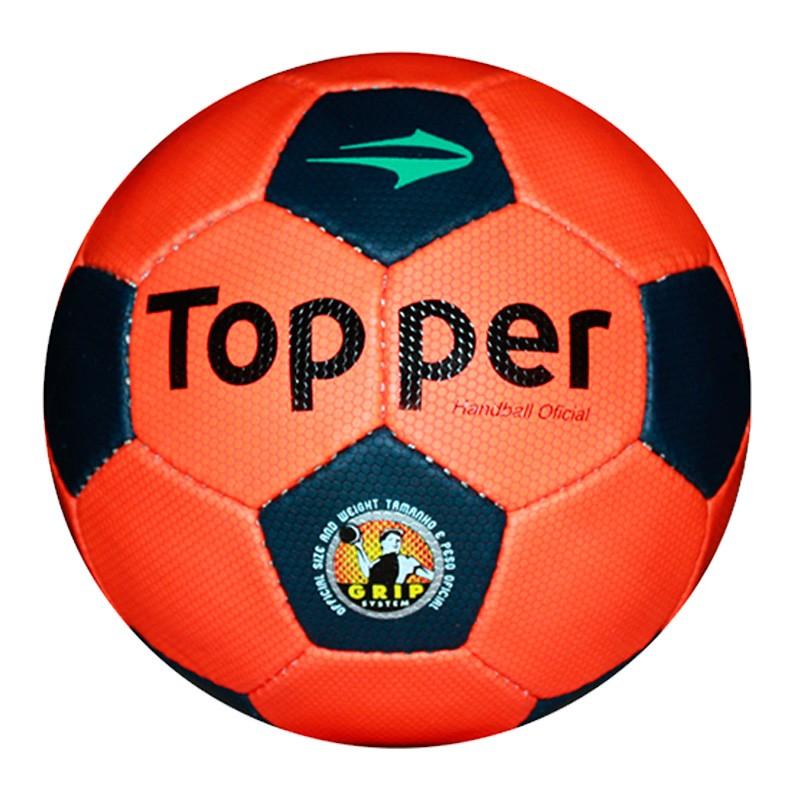 0dfc449502 Bola Handebol c  Costura - Oficial - Topper