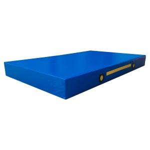 Colchão Gordo Área de Queda - 3 x 1,9 x 0,30 m  - Azul Esportes