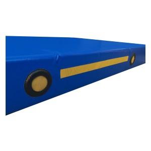 Capa para Colchão Gordo Área de Queda - 3 x 1,9 x 0,30 m - Azul Esportes