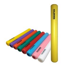 Bastão de Revezamento Plástico Atletismo - Unitário - Azul Esportes