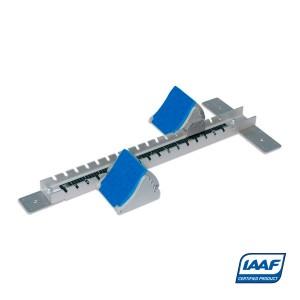 Bloco de Partida Alumínio - Olympic Mark I VSB-01B - IAAF - Vinex