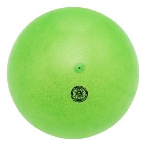 Bola Ginástica Rítmica 400g - Glitter Verde - Azul Esportes