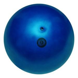 Bola Ginástica Rítmica 400g - Lisa Azul - Azul Esportes