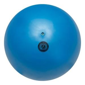 Bola Ginástica Rítmica 400g - Azul Claro - Azul Esportes