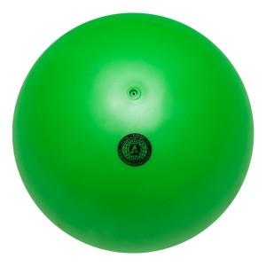 Bola Ginástica Rítmica 400g - Lisa Verde - Azul Esportes