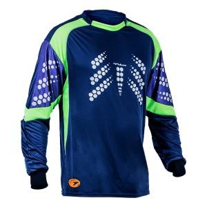 Camisa Goalball Profissional com Silicone - Azul Esportes