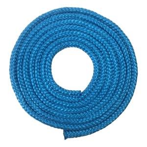 Corda Ginástica Rítmica 2,20m - Azul Celeste - Azul Esportes