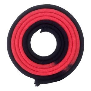 Corda Ginástica Rítmica 3m - Azul e Vermelha - Azul Esportes
