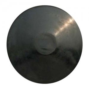 Disco Atletismo Borracha 1kg Rubber Discus - Maxwel