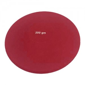 Disco Atletismo PVC 200g - VED-200 - Vinex