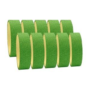 Fita Adesiva Glitter Verde - Kit c/ 10 unidades - Azul Esportes