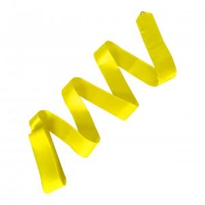 Fita Ginástica Rítmica 6m - Amarela - Azul Esportes