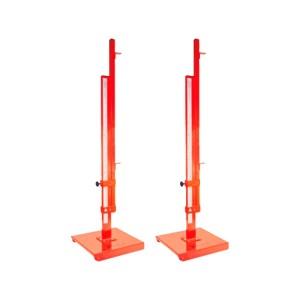 Postes Salto Altura Aço HJS-XXX - IAAF - Vinex