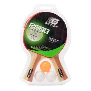 Kit Tênis de Mesa - Pong - Sunflex