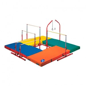 Kit Kids Ginástica Artística – Jogos 2016 – Modelo 03 - Gaofei Sports