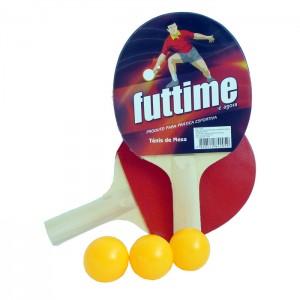 Kit para Tênis de Mesa - Futtime