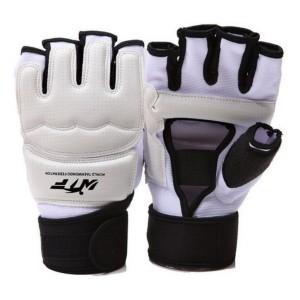 Luva Protetor de Mão Taekwondo - Azul Esportes