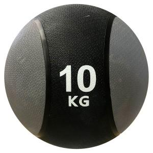 Medicine Ball 10kg - Kick - Azul Esportes