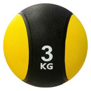 Medicine Ball 3kg - Kick - Azul Esportes