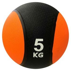 Medicine Ball 5kg - Kick - Azul Esportes