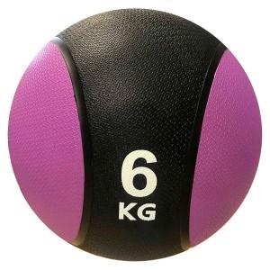 Medicine Ball 6kg - Kick - Azul Esportes