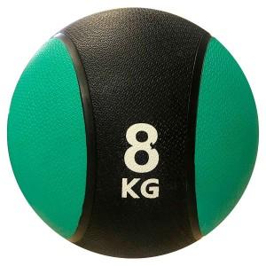 Medicine Ball 8kg - Kick - Azul Esportes