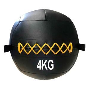Wall Ball 4kg / 10 Libras - Azul Esportes