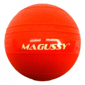 Medicine Ball Borracha 1Kg - Magussy