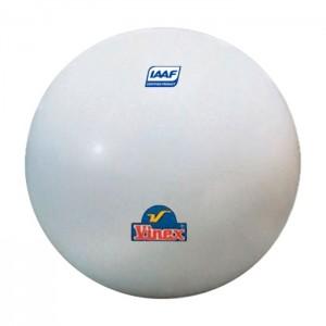 Peso Atletismo Aço 4kg 103mm - VSP-303 IAAF - Vinex