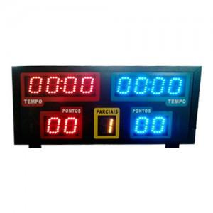Placar Eletrônico Bocha Adaptada - Azul Esportes
