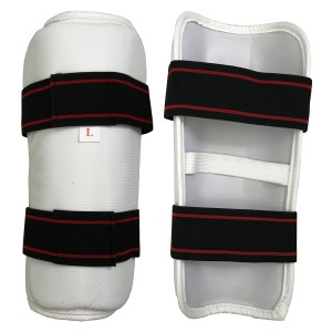 Protetor de Canela Taekwondo - Azul Esportes