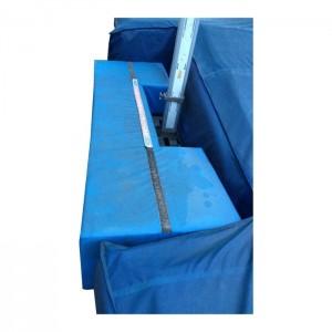 Protetor de Poste Salto com Vara - Azul Esportes