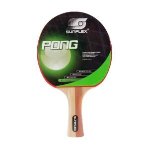 Raquete Tênis De Mesa Pong - Sunflex