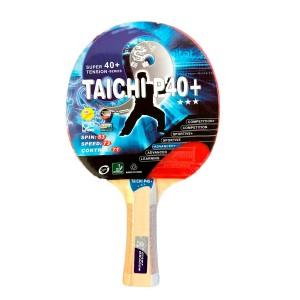 Raquete Tênis De Mesa 3 Stars - Taichi P40+ - Giant Dragon