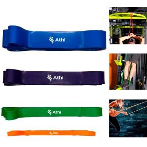 Kit 3 Super Band - Azul Esportes