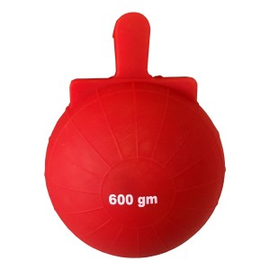 Pelota Atletismo PVC 600g - JKB-600 - Vinex