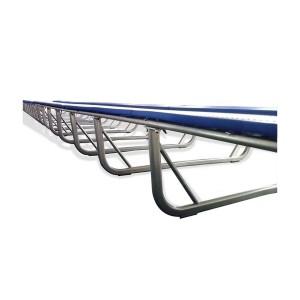 Trampolim Tumble Track Ginástica Artística - Azul Esportes